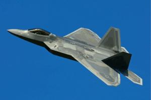 Lockheed Martin F 22A Block 35 Raptor.
