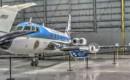 Lockheed VC 140B Jetstar.