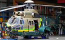 Los Angeles County Sheriff Eurocopter AS332L1 Super Puma