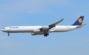 Lufthansa Airbus A340 600 1