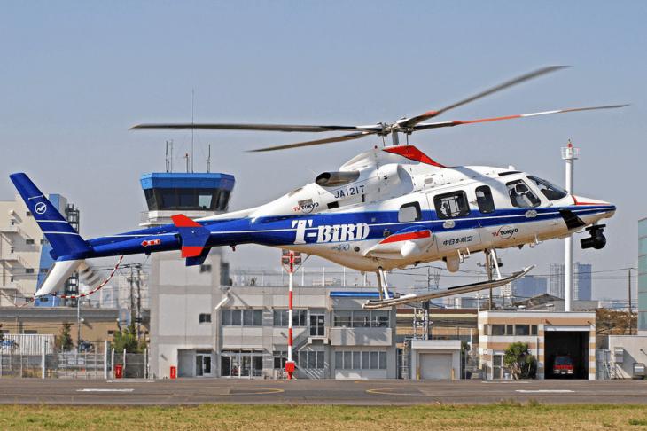 Nakanihon Air Service Bell 430