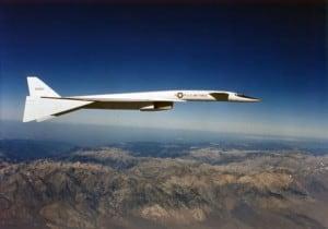 NAA XB-70 Valkyrie