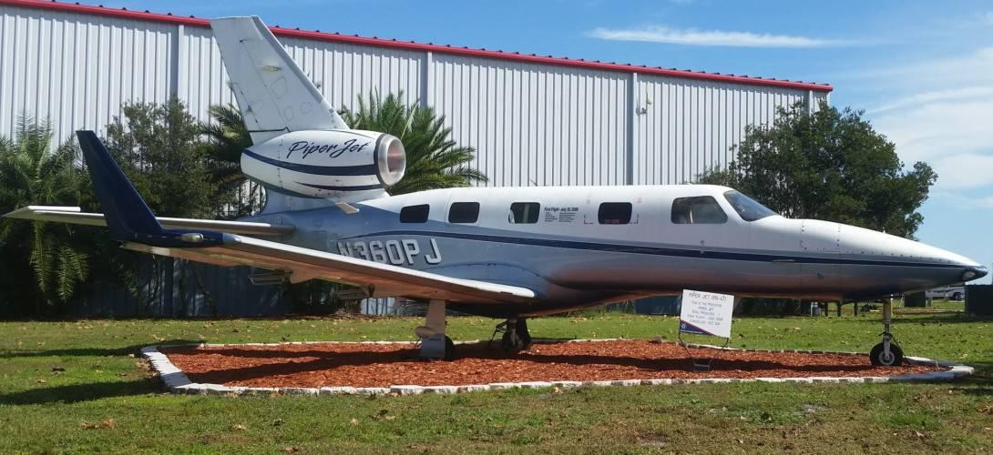 Piper Jet PA 47