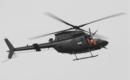 Republic of China Army Bell OH 58D Kiowa.