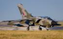 Royal Air Force RAF Panavia Tornado GR4s.