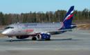 Russian Airlines Sukhoi SSJ 100 95B Superjet 100