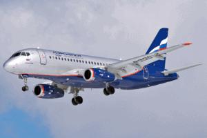 Sukhoi Superjet 100-95 SSJ