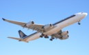 Singapore Airlines Airbus A340 500