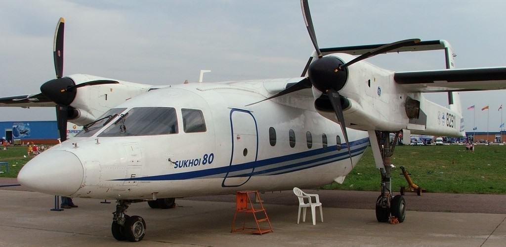 Sukhoi Su 80GP