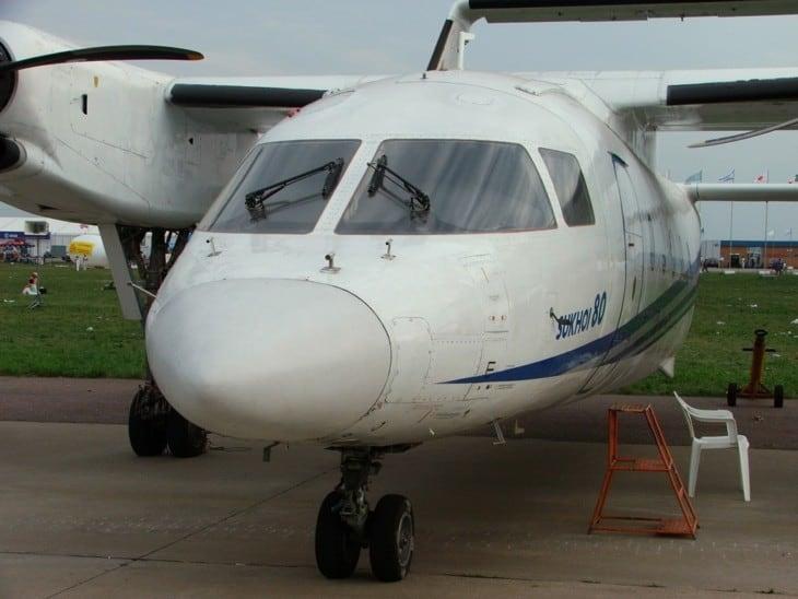 Sukhoi Su 80GP.