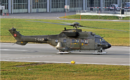 Swiss Air Force Eurocopter AS532UL Cougar