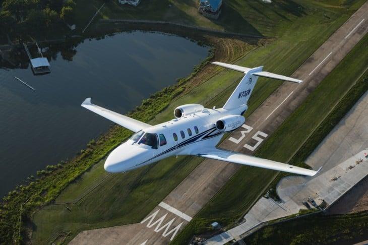 Textron Cessna Citation M2.