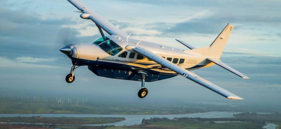 Textron Cessna Grand Caravan EX