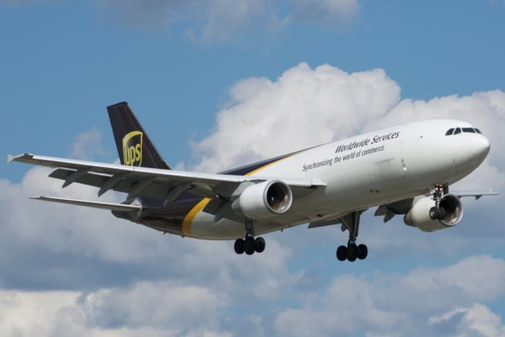 UPS Airlines Airbus A300 600F