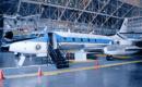 United States Air Force Lockheed VC 140B JetStar