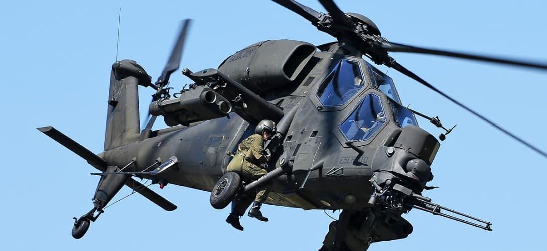 Agusta A129CBT Mangusta