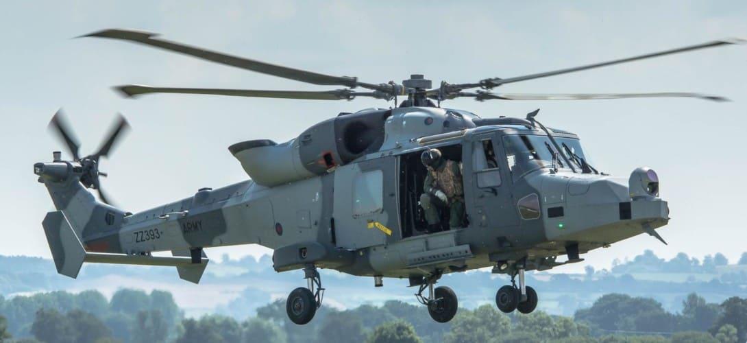 AgustaWestland AW 159 Wildcat AH.1