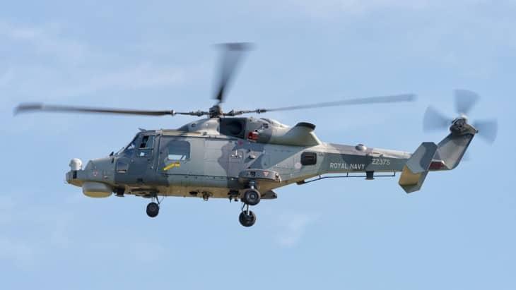 AgustaWestland AW159 Wildcat HMA2