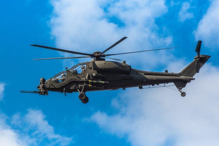Army Aviation A129D Mangusta