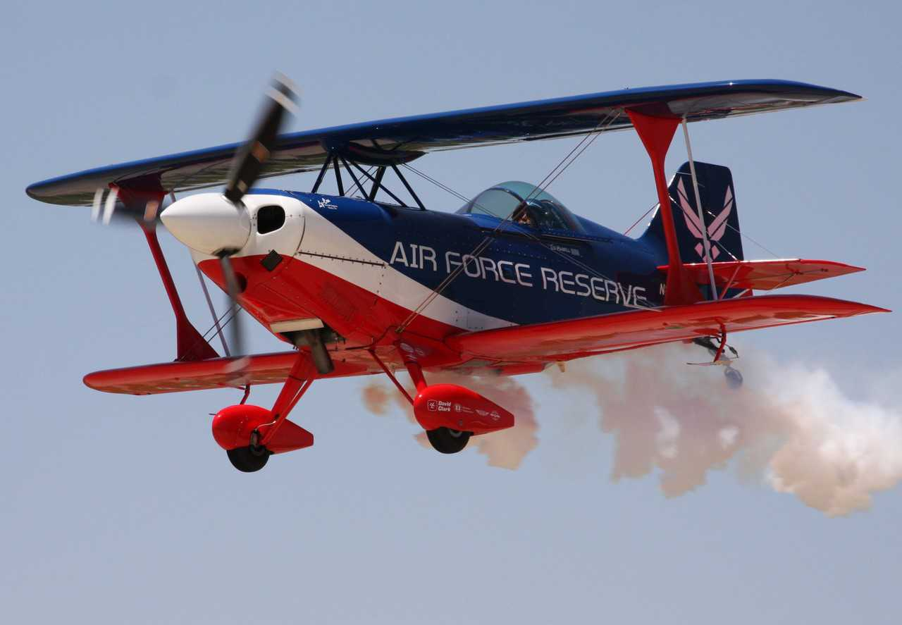 Aviat Pitts S-2C