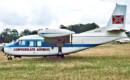 Confederate Airways Piaggio P 166