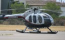 Helicopters MD 600N at Son Bonet