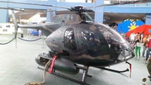 MD 500 MG Defender