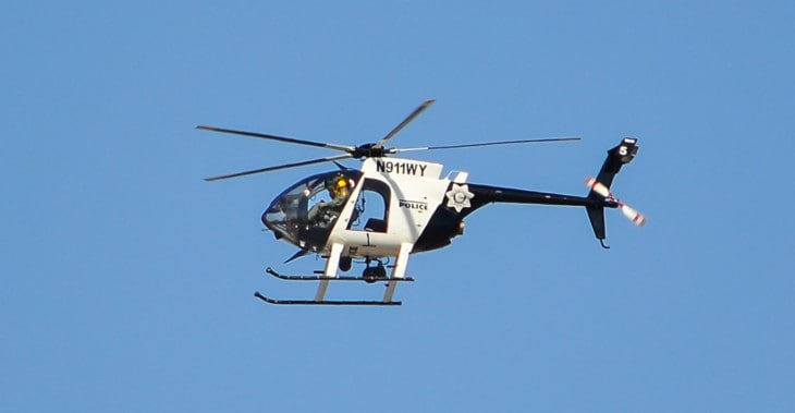 MD Helicopters MD 530F Lifter
