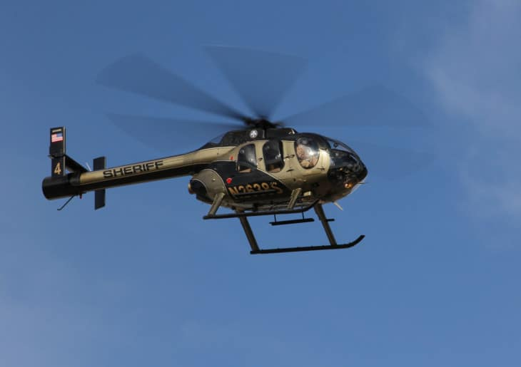 MD Helicopters MD 600N.