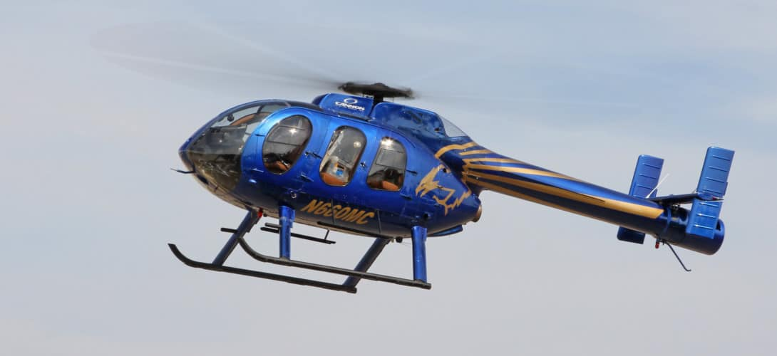 McDonnell Douglas Helicopters MD 600N