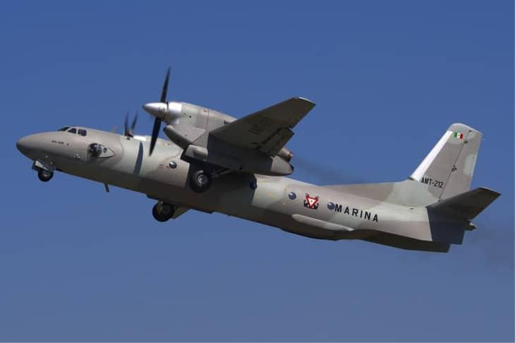 Mexican Navy Antonov An 32B