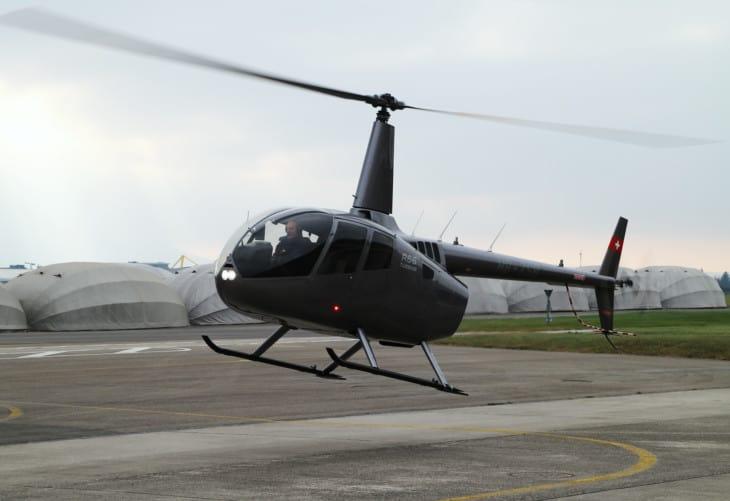 Robinson R66