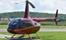Robinson R66 at Wellesbourne Mountford