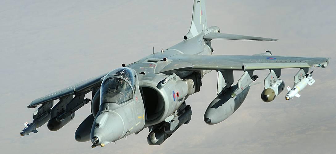 Royal Air Force British Aerospace Harrier GR.9