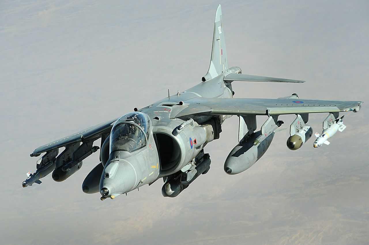 BAE Harrier II