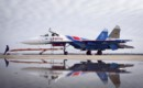 Russia Air Force Sukhoi Su 27S.