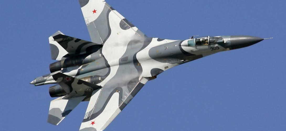Sukhoi Su 27SKM