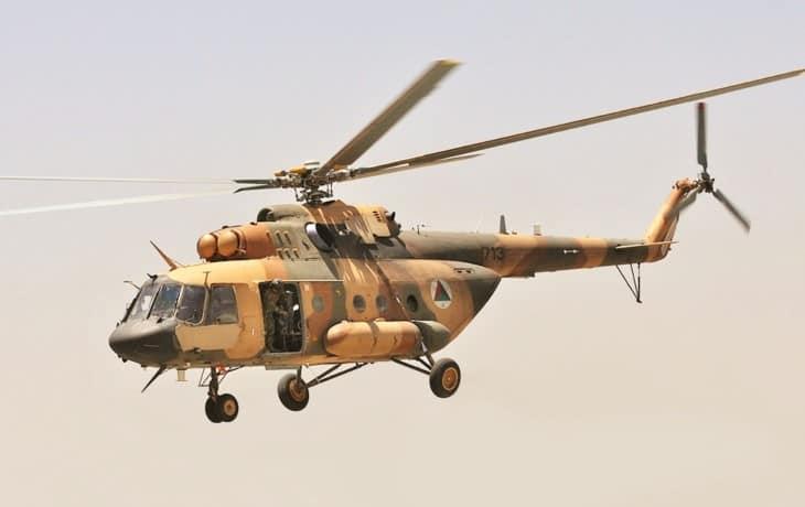 Afghan Mi 17