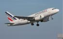 Air France Airbus A318 111.