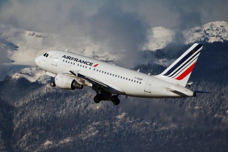 Airbus A318 111 Air France