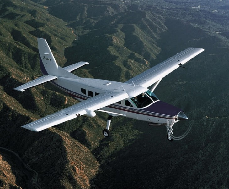 Cessna cross country