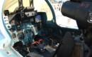 Cockpit of Sukhoi Su 33
