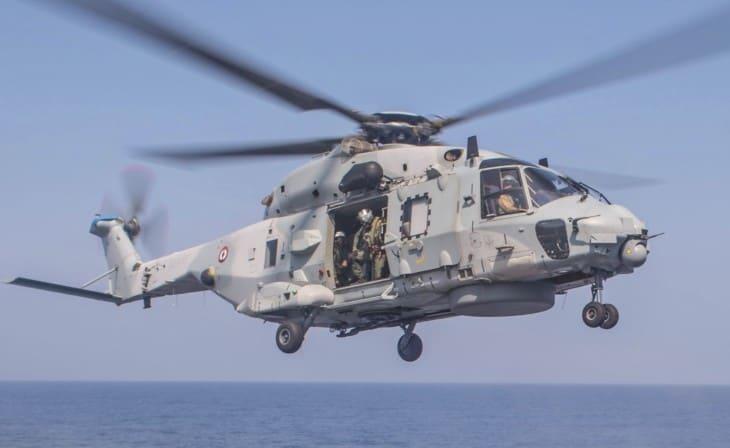 French Marine Nationale NHIndustries NH90 NFH