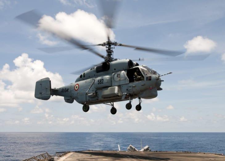 Indian Navy Kamov Ka 31