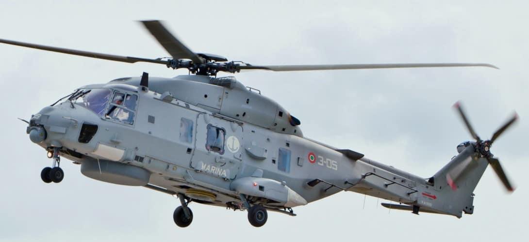 Italian Navy NH 90 NFH