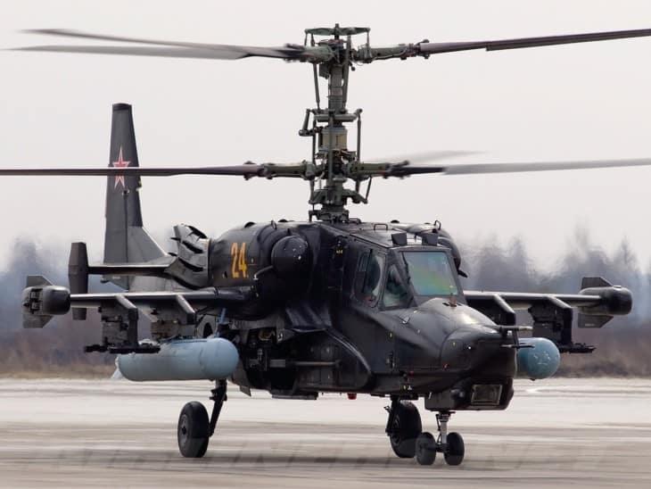 Kamov Ka 50