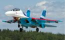Russia Air Force Sukhoi Su 27UB