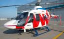 Russian Helicopters Kazan Ansat.