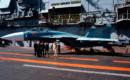 Russian fighter Su 27K later designated Su 33