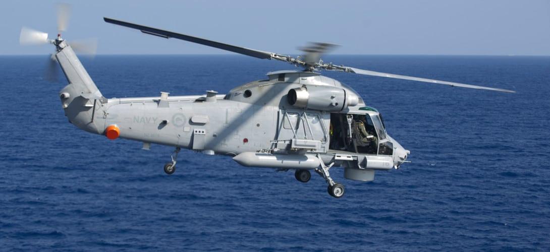 SH-2G Sea Sprite